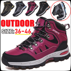 ankle boots, Outdoor, Hiking, Waterproof