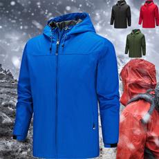 windproofjacket, Waterproof, hikingcoat, waterproofcoatmen