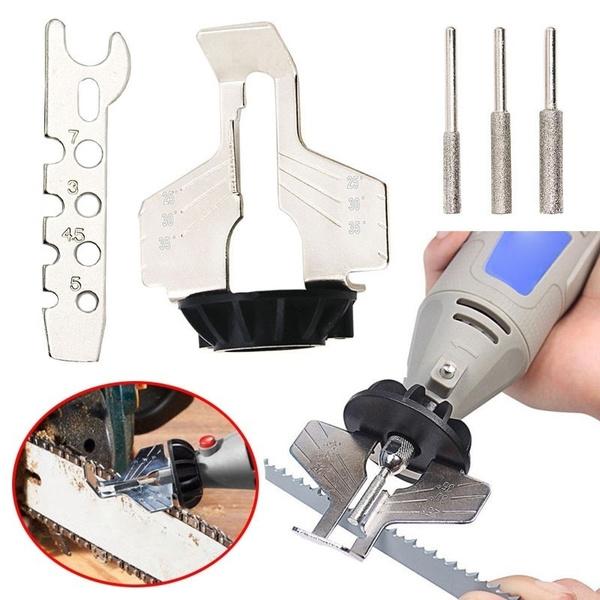 sawsharpeningattachment, electricchainsawgrinder, Outdoor, Electric