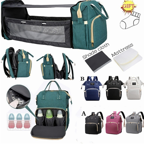 travel backpack, mummybag, travelcrib, Backpacks
