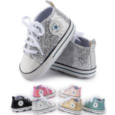 non-slip, Moda, Baby Shoes, bling bling