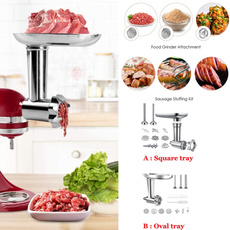 Steel, Kitchen & Dining, Stainless Steel, Meat