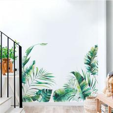 roomsticker, leaf, environmentalwallsticker, Sofas