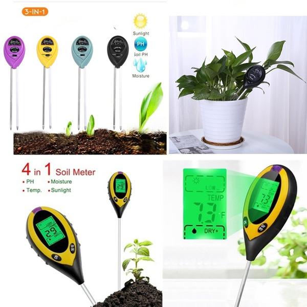 digitalsoiltester, Plants, watertestermeter, Garden