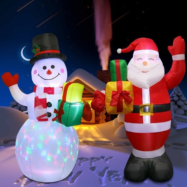 airblowninflatable, withledlight, Outdoor, Christmas