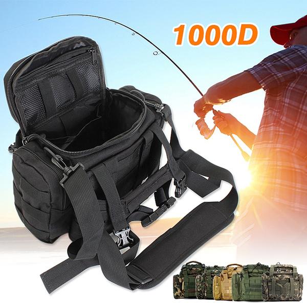 fishingtacklebag, campingbag, Waist, Hiking