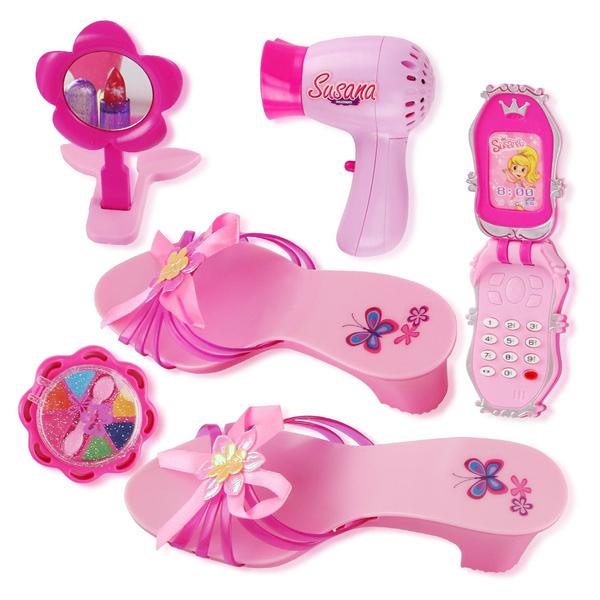 Hair Dryers, Toy, Princess, Beauty