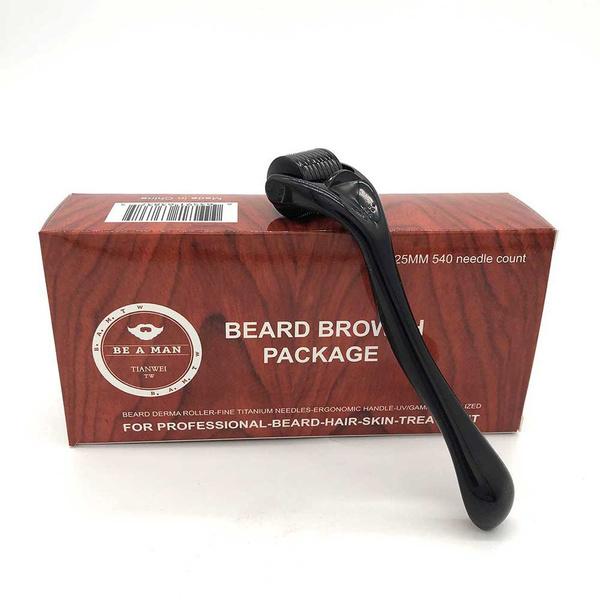 Box, beardtool, Beauty tools, beardroller