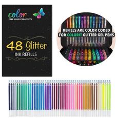 art, gelpenrefill, 48color, Neon
