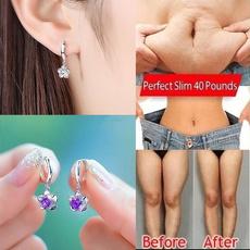 weightlossearring, Steel, Fashion, stainless steel earrings