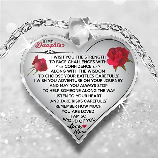 Heart, Fashion, daughter, Jewelry