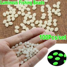 glowingsinkbead, Fishing Lure, luminousfishingbead, oval