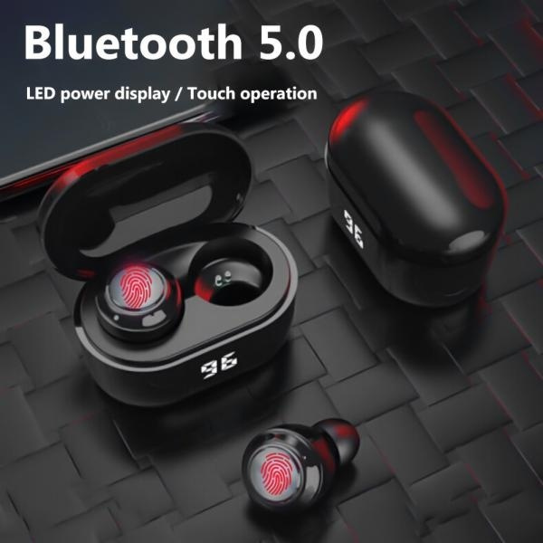 Box, Headset, Bluetooth, miniearbud