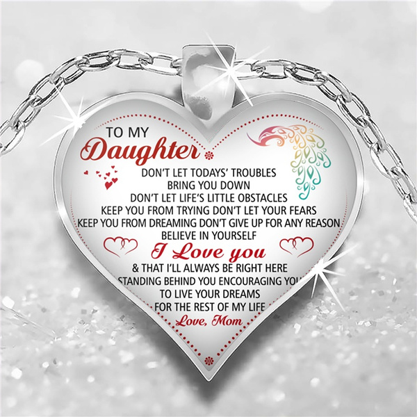Heart, Fashion, daughter, Jewelry