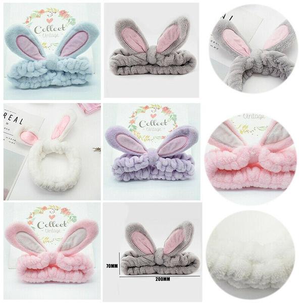 Beauty, bunnyearhairband, Makeup, cosmetic