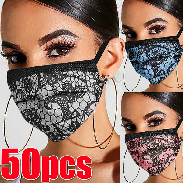 Summer, summerfacecover, Flowers, Lace