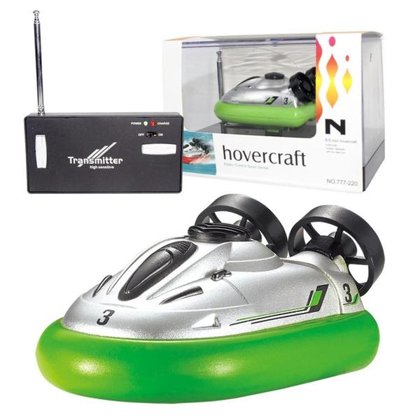 Mini, Toy, miniboatmodel, remotecontrolboathovercraft