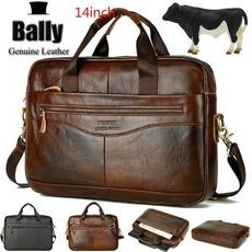 Shoulder Bags, Bags, leather, Vintage