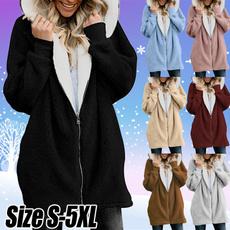 cardigan, Winter, Long Sleeve, Coat