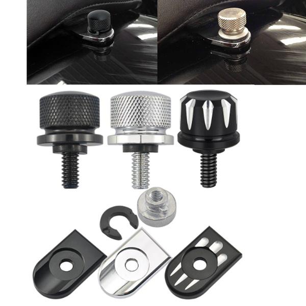 screw, motorcyclemodificationpart, chrome, Durable