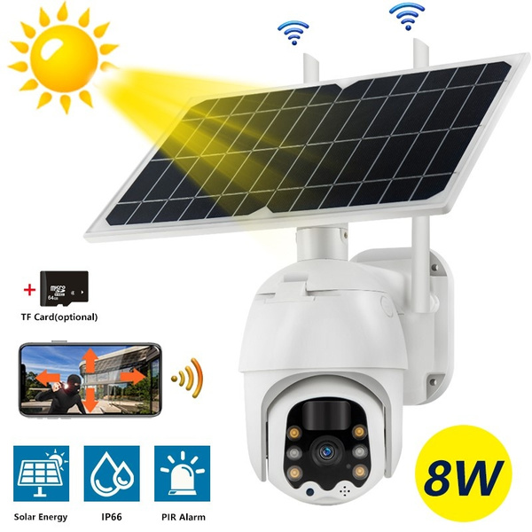 Solar, Photography, Storage, Camera
