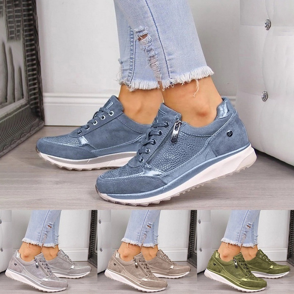casual shoes, Sneakers, Plus Size, Fashion
