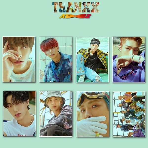 K-Pop, decoration, fever, Gifts
