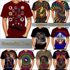 Summer, Fashion, Sleeve, skulltshirt