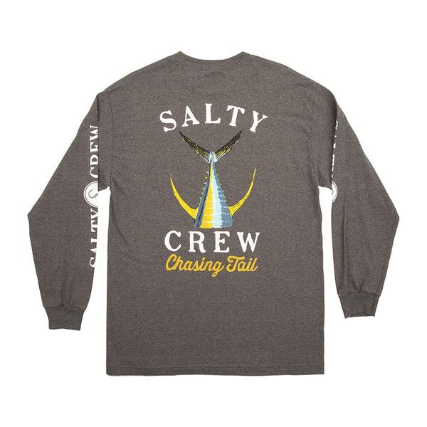 Charcoal, heather, Shirt, Sleeve