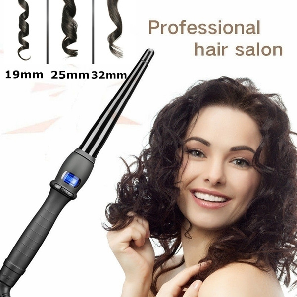 Hair Curlers, wand, Beauty, Ceramic