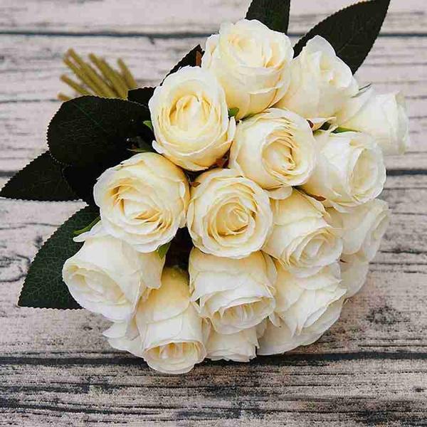 Home & Kitchen, Flowers, Bouquet, Rose
