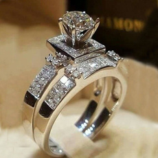 Sterling, Jewelry, Engagement Ring, doplňky