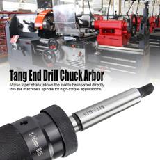 drilltool, drillchuckconnectingrod, gadget, lathe