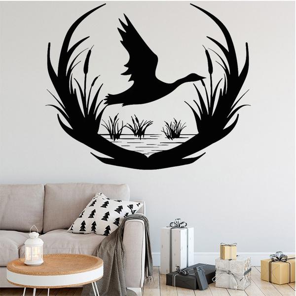 homedecorationwallsticker, Decor, bedroombedsidetable, removableselfadhesivepvc