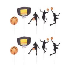 decoration, basketballtopper, Sports & Outdoors, cakedecor