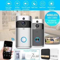 doorbell, Door, ntercom, antitheft