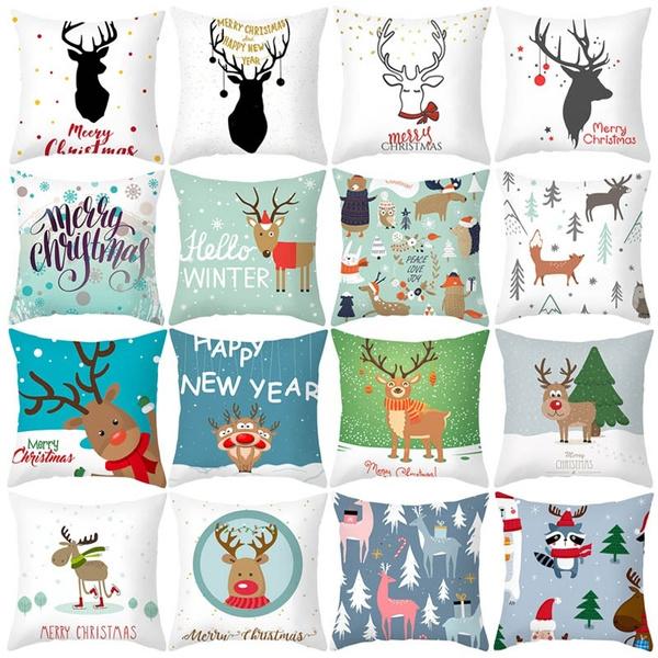 christmaspillowcase, decoration, Christmas, Cover