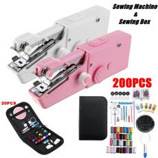 Box, Mini, handheldsewingmachine, sewingmachine