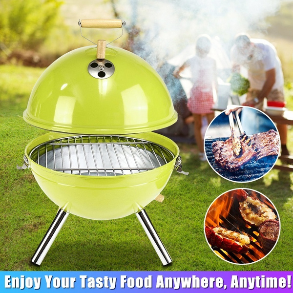 kettlebbqgrill, Charcoal, Outdoor, camping