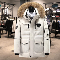 Jacket, Plus Size, Winter, the new