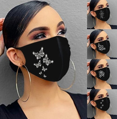sunproof, Fashion, unisexprintmask, Jewelry