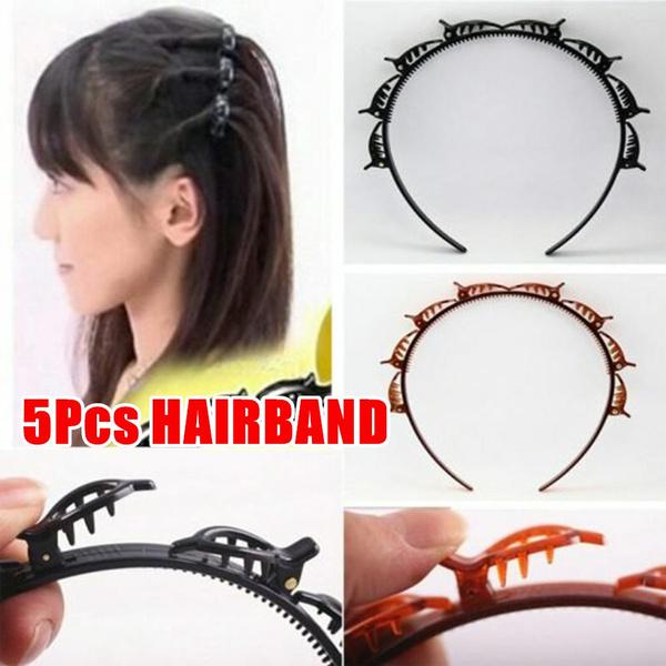Plastic, plasticclip, coiler, Head Bands