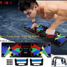 bodybuildingtool, bodytrainingsystem, pushupboard, Fitness