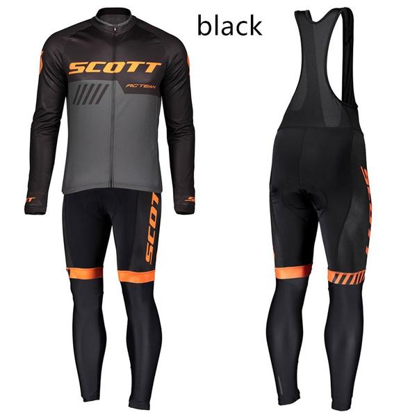 jerseyset, Men, Bicycle, Winter