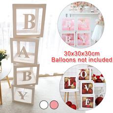 Box, latex, Love, Balloon