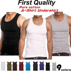 ashirt, Slim Fit, solidcolorshirtsformen, Man t-shirts