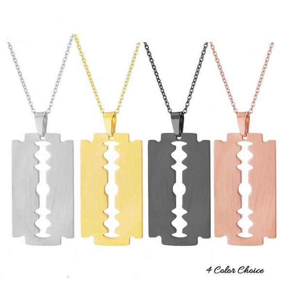 Stainless Steel, Chain, stainlesssteelmenstag, Choker
