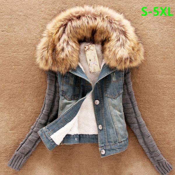 furcollarcoat, Jacket, warmjacket, fur