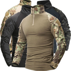 Outdoor, tacticalshirt, Polo Shirts, Hiking
