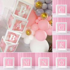 Box, decoration, Cadeaux, transparentgiftboxe
